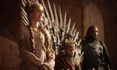 Lol Joff thinks he's gonna stay seated on that throne #cerseilannister #winterishere #gameofthrones #gameofthrones7