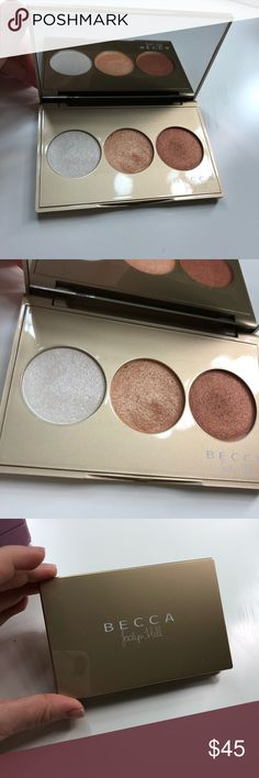 Highlighter Becca in perfect condition! Used couple of times! Don't use it anymore ! No trades open to offers ! BECCA Makeup Bronzer