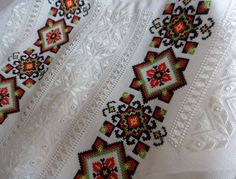 Ukraine, from Iryna Folk Embroidery, Embroidery Patterns Free, Cross Stitch Embroidery, Cross Stitch Patterns, Embroidery Designs, Free Images For Blogs, Unique Mehndi Designs, Palestinian Embroidery, Arts And Crafts