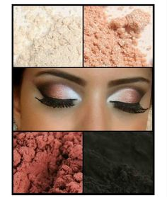 Recreate this beautiful look with younique pigments!  $12.50 ea or 4 in a set for $35. Your choice of colors! And don't forget your 3D fiber lashes!  $29 https://www.youniqueproducts.com/SaffinaDalynePhelps/products/landing