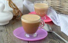CREMA AL CAFFè CALDA ricetta facile e velocissima
