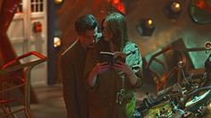 BBC One - Doctor Who, Series 7 Part 1, The Angels Take Manhattan - The Fourth Dimension. Random facts about the episode