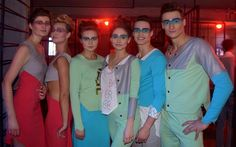 Morus fashion show after party! Creative design, brave streatwaear.