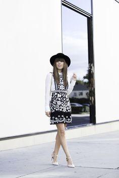 embellished jumper | Jenny Cipoletti of Margo & Me