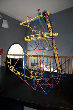 I just entered to win a K'NEX Firestorm Freefall Coaster Building Set from Freebie Spot and you can too! Repin to enter!