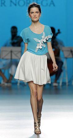 Esther Noriega - Madrid Fashion Week P/V 2016 #mbfwm