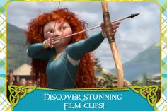 Brave Storybook deluxe - Relive the Disney Movie