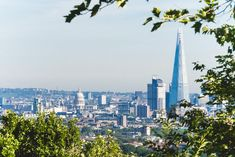 22 Best Walks in London: North, South, East & West — London x London Thames Path, River Thames, London Map, West London, Wimbledon Common, Alexandra Park, Finsbury Park, Millennium Bridge