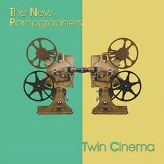 The New Pornographers - Twin Cinema Vinyl LP + Download