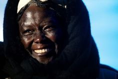 """Wangari Maathai - """"More than three decades ago, Wangari Maathai came up with the idea of using economic incentives to encourage rural women and farmers to plant trees on their land to protect the environment and promote sustainable development. In 2004 Wangari won the Nobel Peace Prize for her work with the Green Belt Movement, a nonprofit NGO she founded in her native Kenya."""" She has also established a center called the Wangari Maathai Institute for Peace and Environmental Studies in…"""