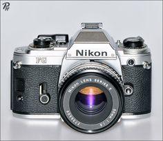 Nikon FG Camera http://www.photographic-hardware.info