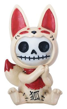 Furry Bones Kitsune The Japanese Cat Collectible Figurine Summit Collection http://www.amazon.com/dp/B00WH25Y0A/ref=cm_sw_r_pi_dp_MD1cwb19QTK9B