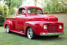1950 Ford F1 Street Rod In 2020 Street Rods Ford Shaved Door Handles