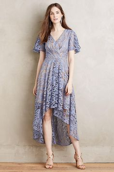 Genevieve Lace Dress   Anthropologie