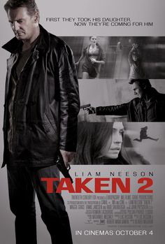 Taken 2: Two new posters revealed | TotalFilm.com