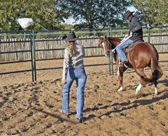 Your First Ride: Moving Both Ends | @EquiSearch.com
