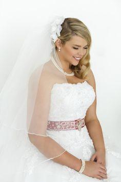 Plus Size Wedding Gown-Cindy