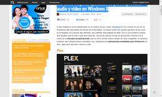 Las cinco mejores aplicaciones para reproducir audio y video en Windows 8iones multimedia para Windows 8
