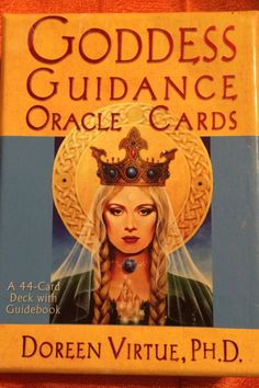 A personal favorite from my Etsy shop https://www.etsy.com/listing/232270822/goddess-guidance-3-card-oracle-card