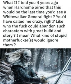 Okay, but didn't Jon fight and kill one in season 7 ep 6 Funny Pictures For Facebook, Funny Pictures Tumblr, Meme Pictures, Best Funny Pictures, Funny Pics, Valar Dohaeris, Valar Morghulis, Socially Awkward Penguin, Success Kid