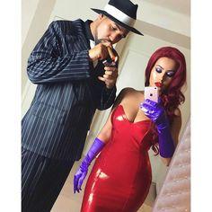 Jessica Rabbit & Bugsy Malone