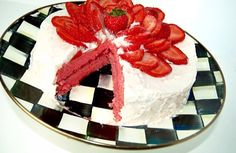 Strawberry Tres Leches Cake recipe