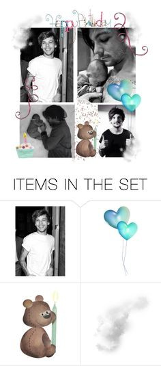 """""""Happy Birthday Freddie! 1st Birthday *-*"""" by pikenapayne ❤ liked on Polyvore featuring art"""