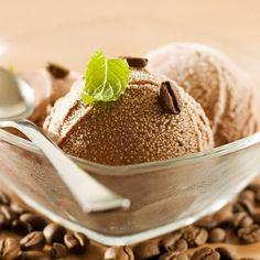 receita sorvete caseiro de café