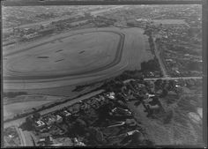 Aerial photograph taken by Whites Aviation. Quantity: 1 b&w original negative(s). Physical Description: Glass negative, x inches Auckland, Historical Photos, New Zealand, City Photo, Beach, Water, Outdoor, Historical Pictures, Gripe Water