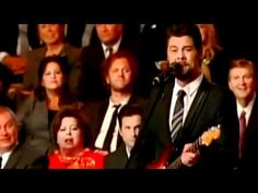 Jason singing the 2011 Dove Award Song of the year Sometimes I Hurt on the Gaither The Old Rugged Cross.