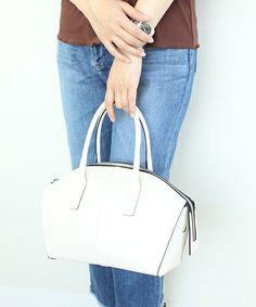GIANNI CHIARINI(ジャンニキャリーニ)/Trapezoid bag(台形2WAY牛革バッグ)(ハンドバッグ)|GIANNI CHIARINI(ジャンニ・キャリーニ)のファッション通販 - ZOZOTOWN
