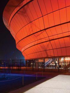 EU Mies Award 2009 Finalist :: Zenith Music Hall > Studio Fuksas >Strasbourg, France - © Moreno Maggi