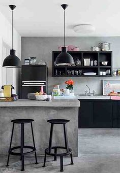 Kitchens, Kitchen styling and Cuisine
