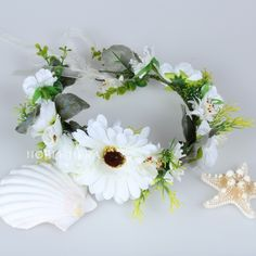 Cheap garland metal, Buy Quality garland white directly from China garland flower Suppliers:    New Women Wedding Rose Flower Wreath headband Kids Party Floral garlands with Ribbon Adjustable flower crown Hair Acc