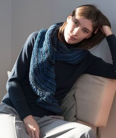Yarnspirations is the spot to find countless free intermediate knit patterns, including the Red Heart Vista Shawl. Browse our large free collection of patterns & get crafting today! All Free Crochet, Crochet Yarn, Red Heart Patterns, Knitting Patterns, Prayer Shawl, Knitted Shawls, Shawls And Wraps, Hand Knitting, Free Pattern