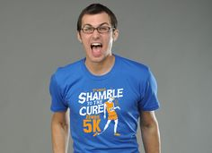 Shamble To The Cure Zombie 5K