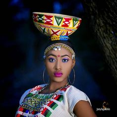 Enhancing the beauty of the African culture. This is a true African beauty. #beautiful_african_lady #africangirlskillingit #africarocks #blackisbeautiful #beautiful_africans #beautiful_african_lady #blackisbeautiful #african #blackgirlsrock #beautiful #melanin #africanpride #africansonfire #africansandslaying #africanbeauty #africangirl #africangirls #africanqueen #beautifulafricans  Makeup by @joeysgalleria