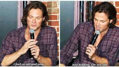 I love drunk Jared!