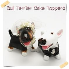 Dog Lover Gifts... All Dog Breeds Dog Cat Animals Cake Toppers, Personalized gift any dog breeds Pure Breeds Mix Hybrid Breeds. Realistic Dog Figurine Wedding Cake Toppers. Buy a great gifts from Artist and Real Producer buy from www.muddymOOd.com