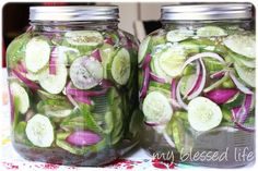How To Make Icebox Pickles