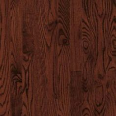 "Bruce Bristol Oak 3/4 x 2 1/4"" Color: Cherry Georgia Carpet Industries"