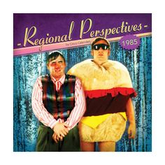 Tim and Eric - Regional Perspectives Calendar