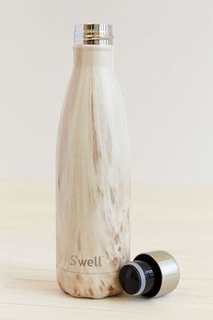 S'well Blonde Wood Water Bottle