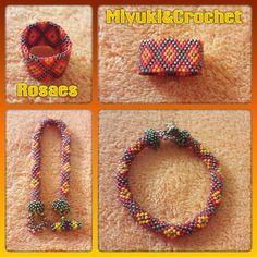 Miyuki&CrochetRosaes