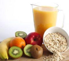 Fit mit Früchten - Die Techniker Krankenkasse macht euch einige Rezeptvorschläge auf Orangensaftbasis.