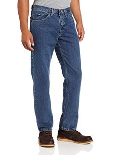 c21792ee LEE Men's Regular Fit Straight Leg Jean - Mens Jeans Review Lee Jeans, Lee  Denim