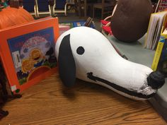 Snoopy made with a gourd Character Pumpkins, Pumpkin Contest, Gourd, Hunter Boots, Rubber Rain Boots, Snoopy, Shoes, Fashion, Moda