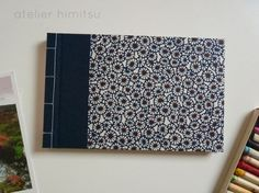 Travel diary sketchbook by AtelierHimitsu on Etsy