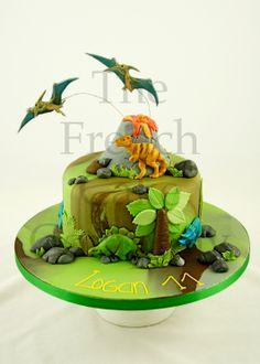 Cake for boys - Gateau D'anniversaire pour Enfants - Garcon
