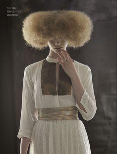 KENTON MAGAZINE  Fashion stylist: Michelle Paiano, Judy Inc  Makeup and hair: Dee Daly, Judy Inc